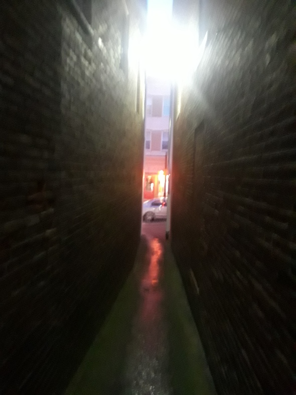 Alley 1