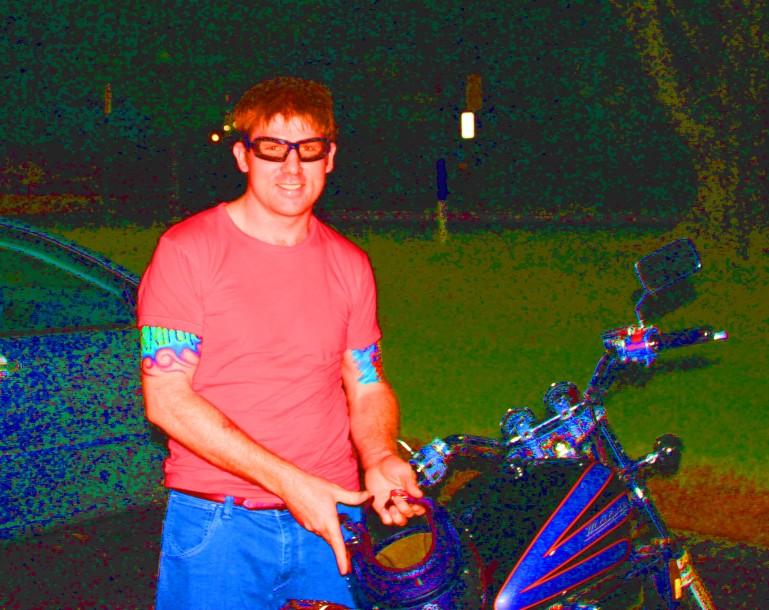 Mark bike 1