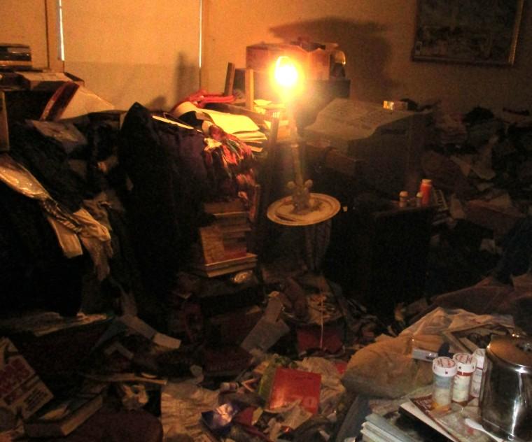 Mike bedroom