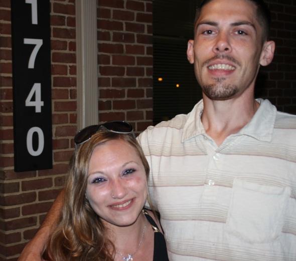 Nick & Crystal