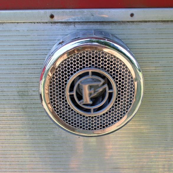 Firetruck detail