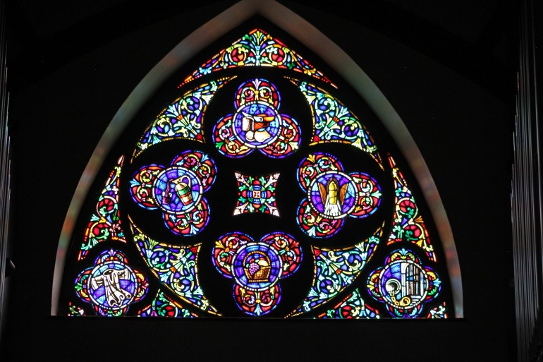 Stained glass 7