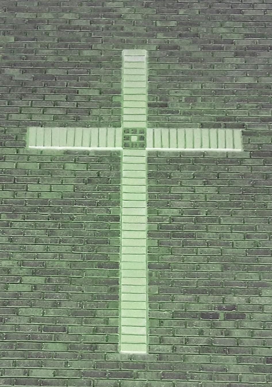 Devotion Cross invert