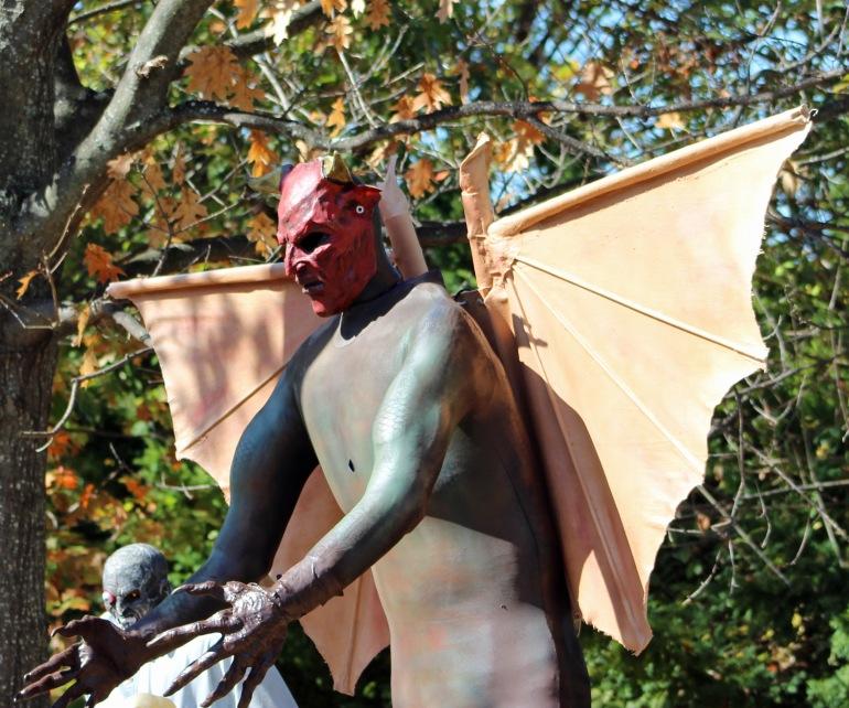 Halloween La Plata 3