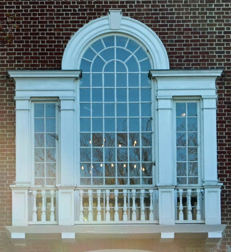 Monday window 1