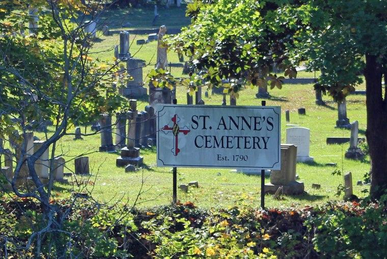 Saint Anne's cemetary 3