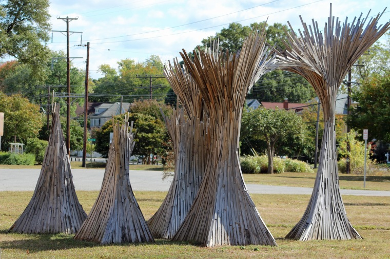 Sculpture wood 3