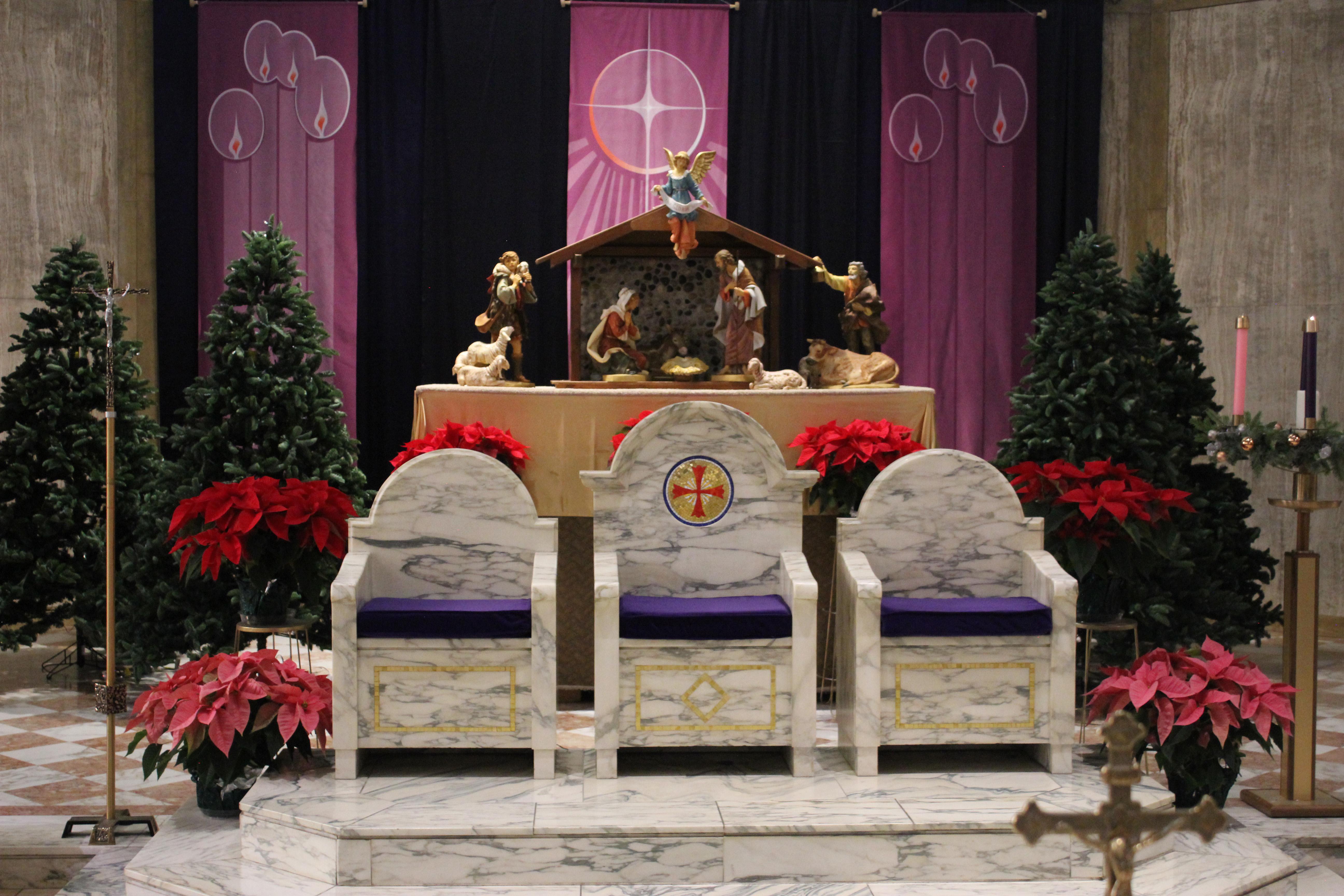 Altar Saint Jude
