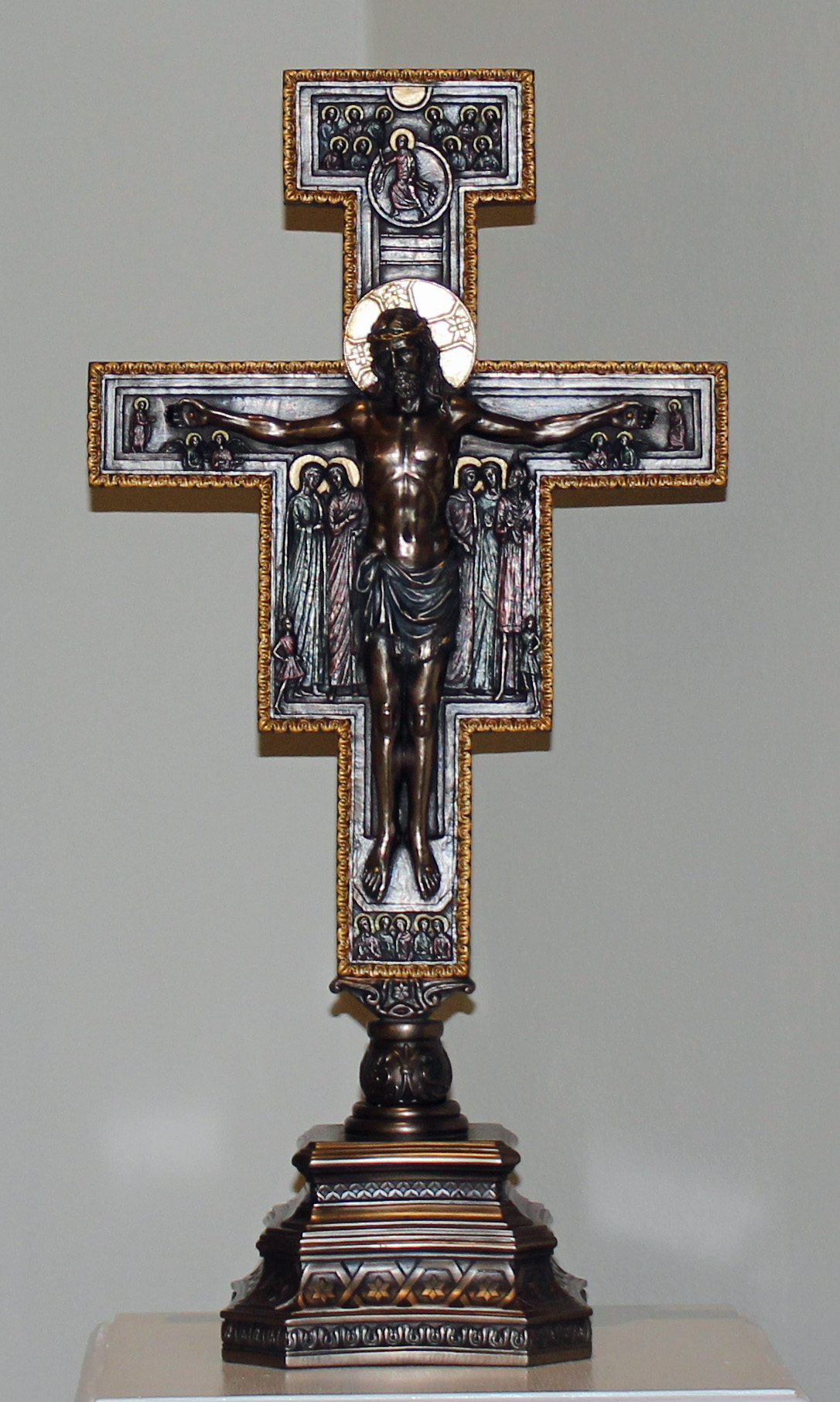 Cross Byzantine