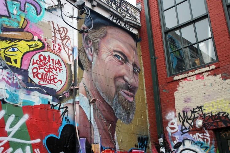 Graffetti alley 1