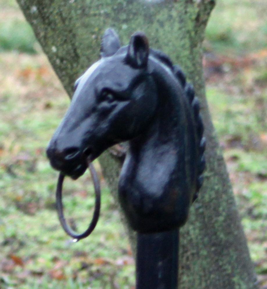 Horse hitch
