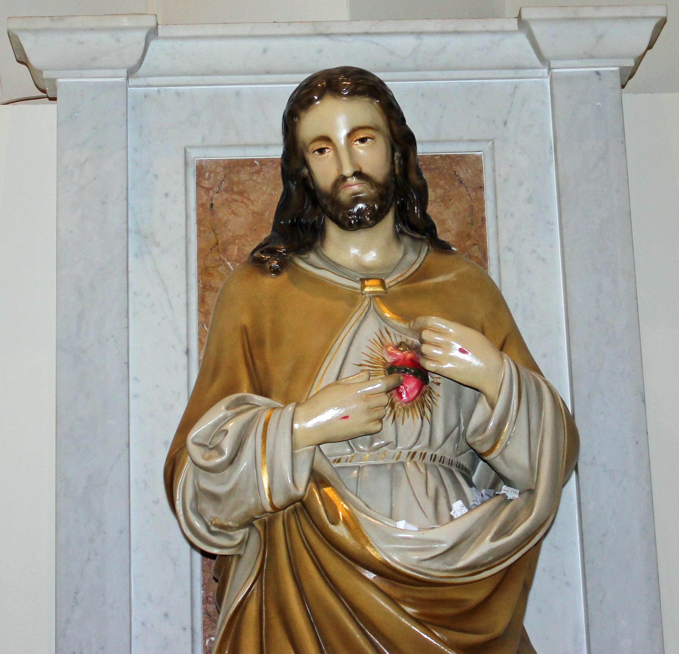Jesus Sacred Heart
