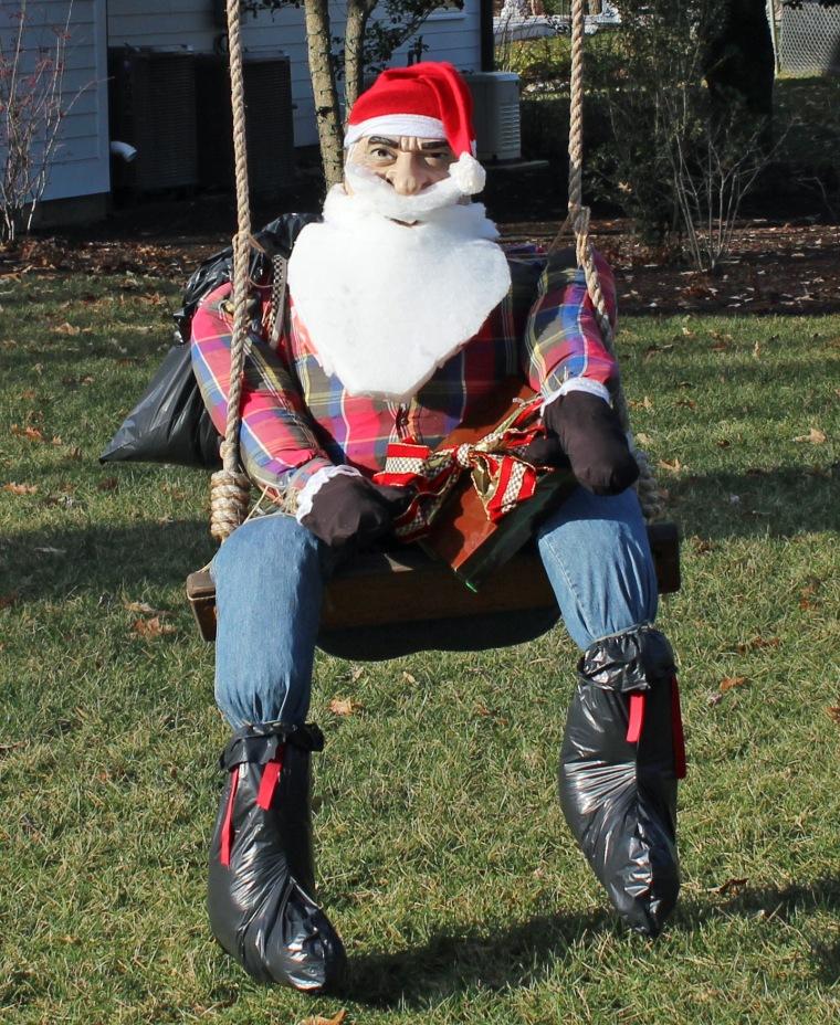 Santa Creepy 1