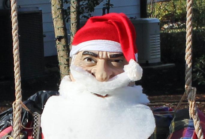 Santa Creepy 2