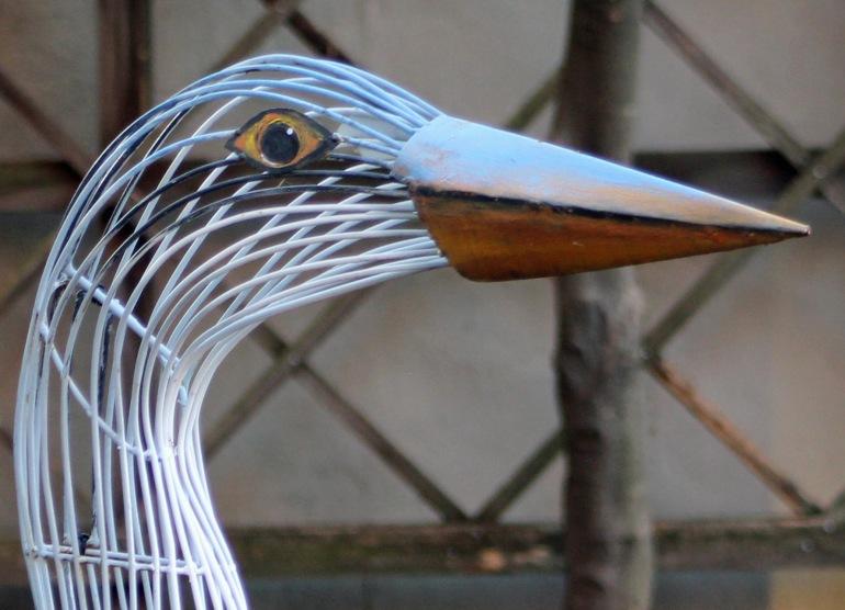 Sculpture bird 2