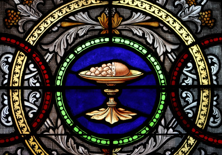 Stained glass 9 d
