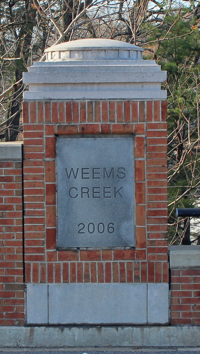 Weems Creek 2006