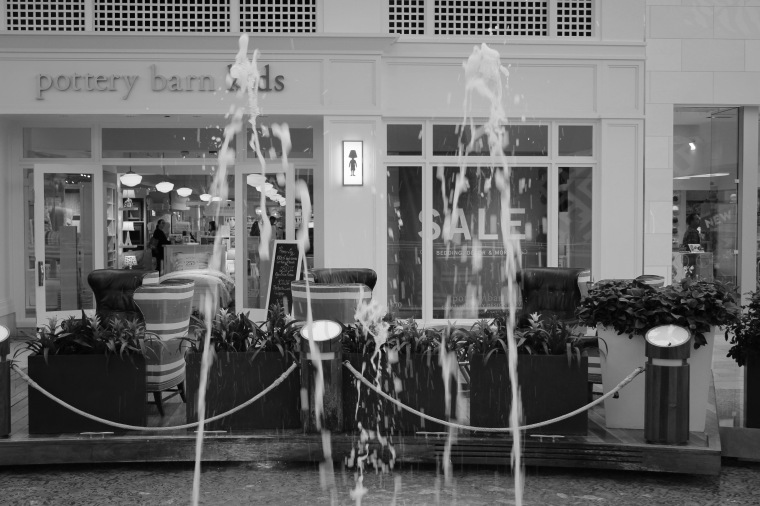 Fountain bw 2