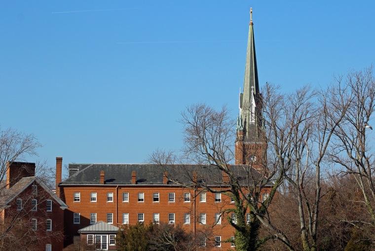 Saint Mary's