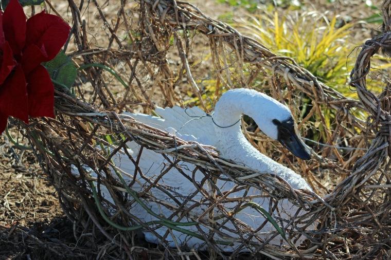 Swan fake 1