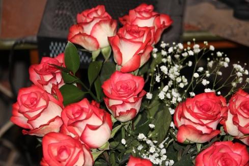 Bouquet 3 roses