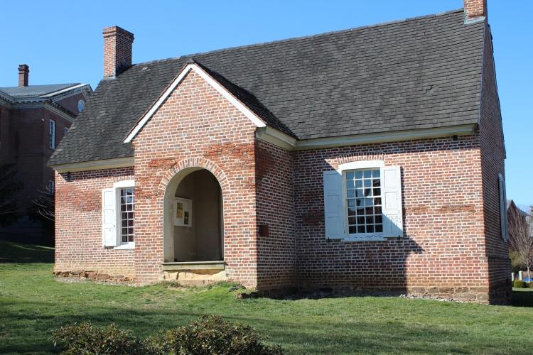 Brick house 1