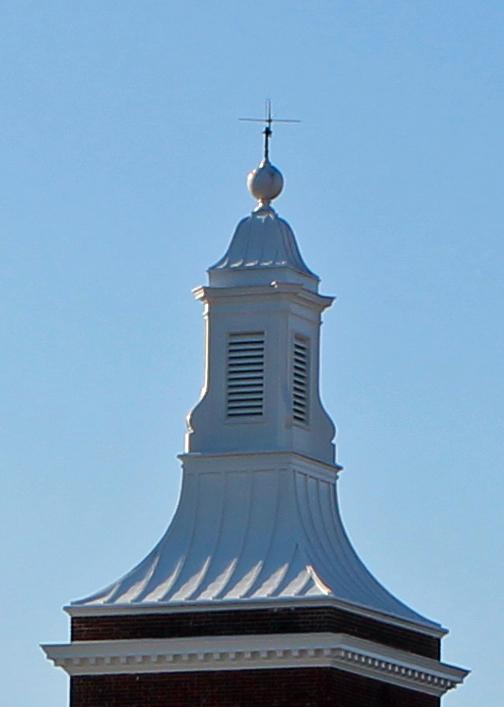 Dome 2 exterior