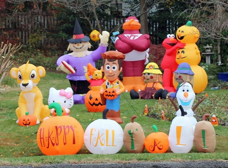 Thanksgiving decorations 2
