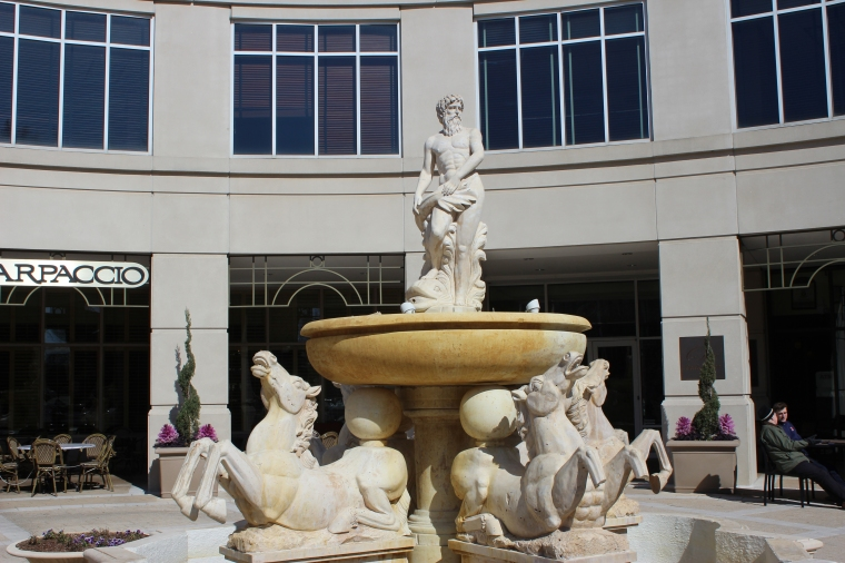 Fountain Posieden big
