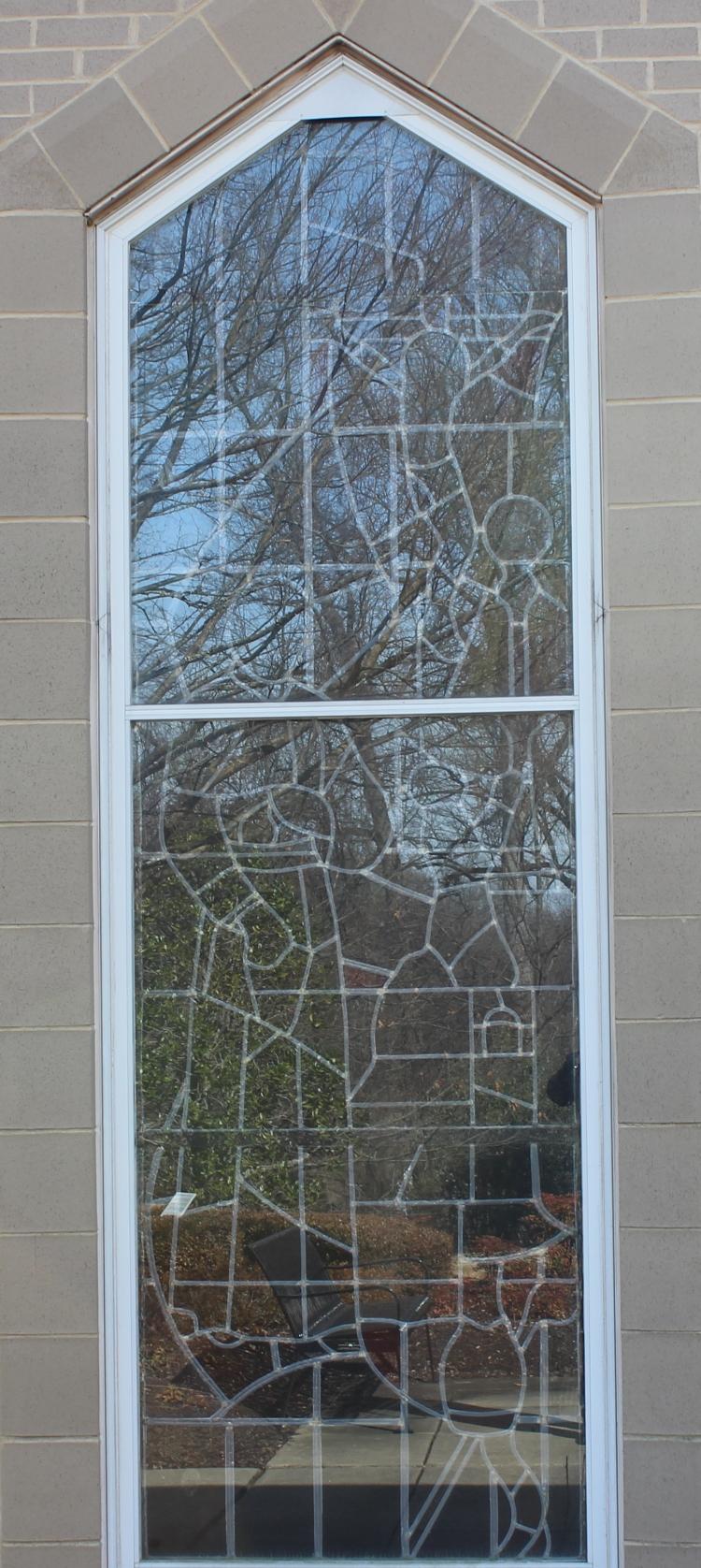 Monday window 3