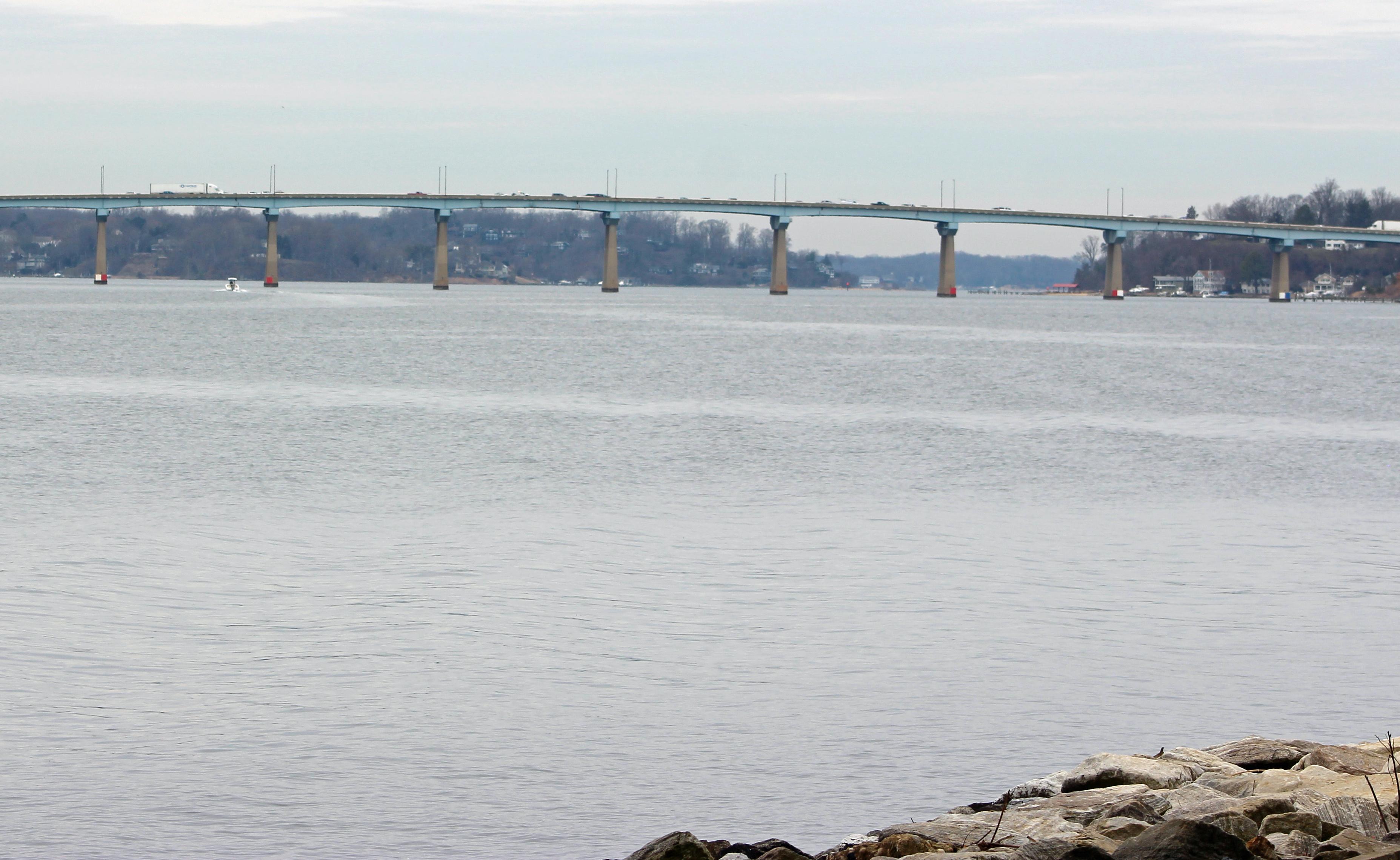 Bridge rte 50