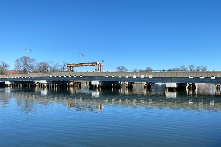 Bridge College Creek 1